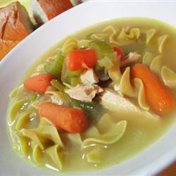 Jean's Homemade Chicken Noodle Soup Martin