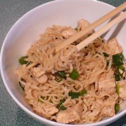Ramen Noodle Chicken Salad PamMar