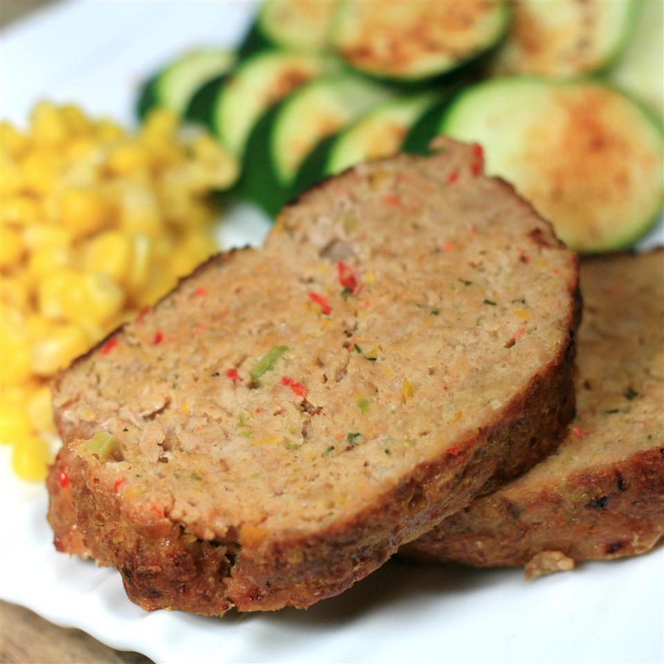 Crazy Delicious Turkey Meatloaf