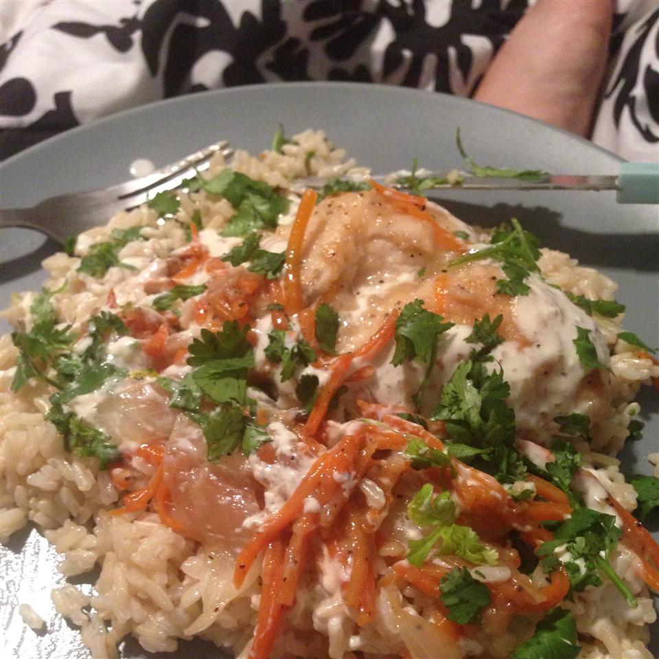 Farmhouse Chicken Dinner Robin Raffell