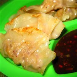 Beefy Chinese Dumplings SCGOATS