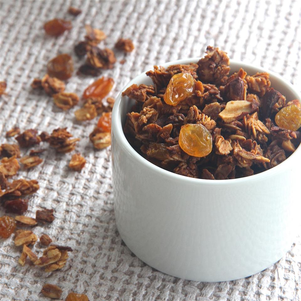 Grandma Dalley's Honey Granola