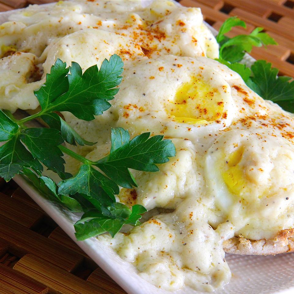 Hard-Boiled Egg Casserole
