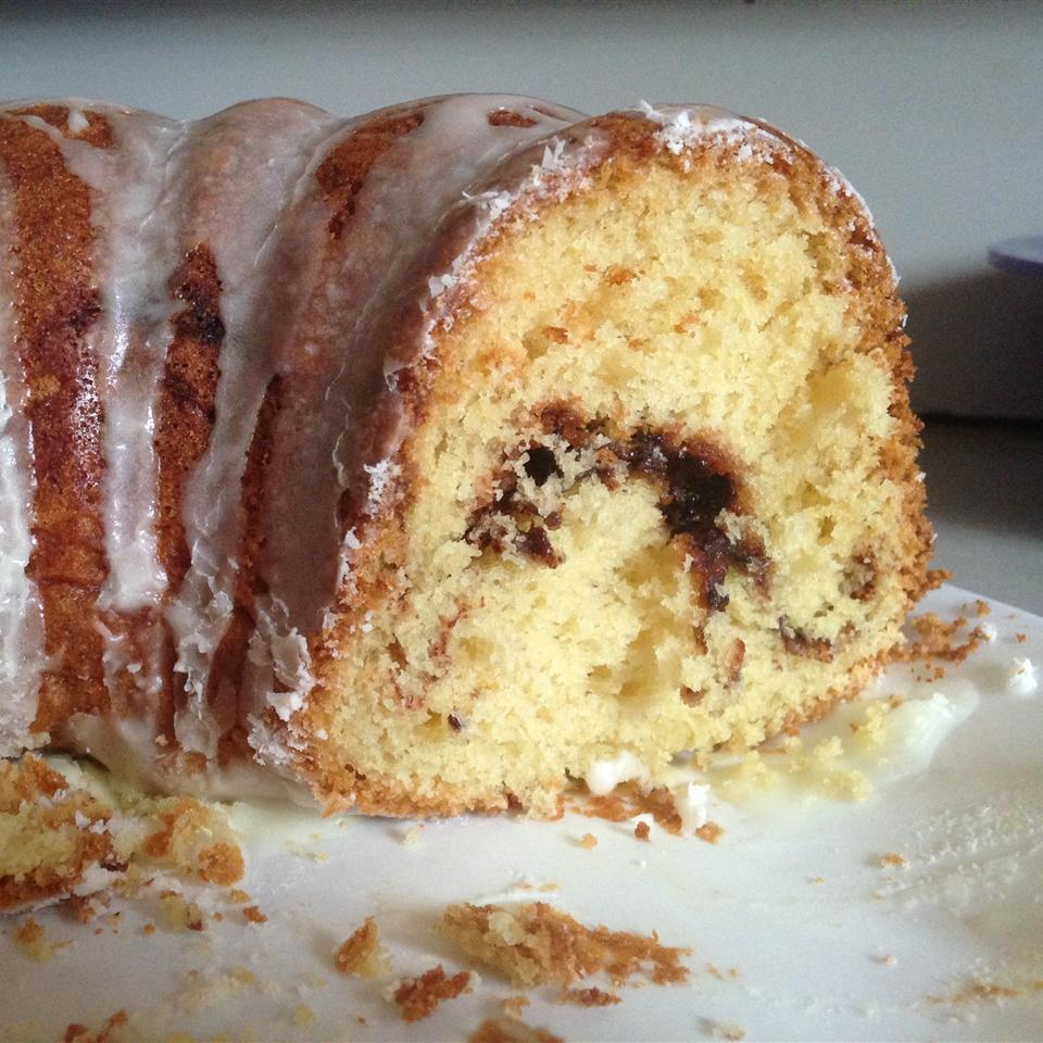 Cinnamon Swirl Bundt Coffee Cake