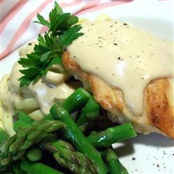 Balsamic Cream Sauce