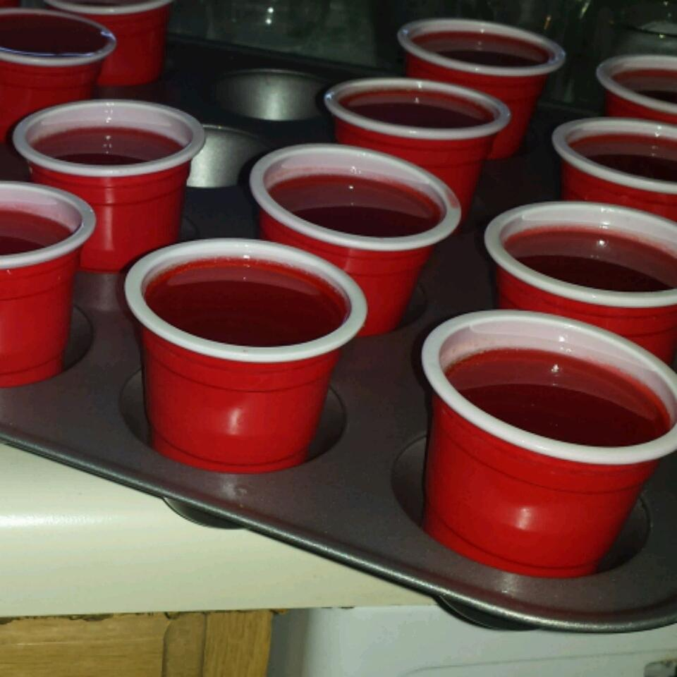 Tainted Fruit Shots