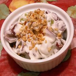 Easy Grape Salad