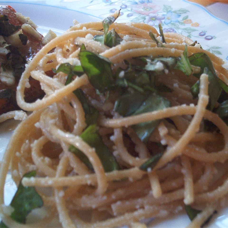 Calabrese Style Spaghetti