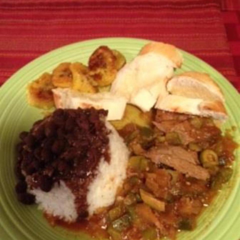 Ropa Vieja (Cuban Meat Stew)