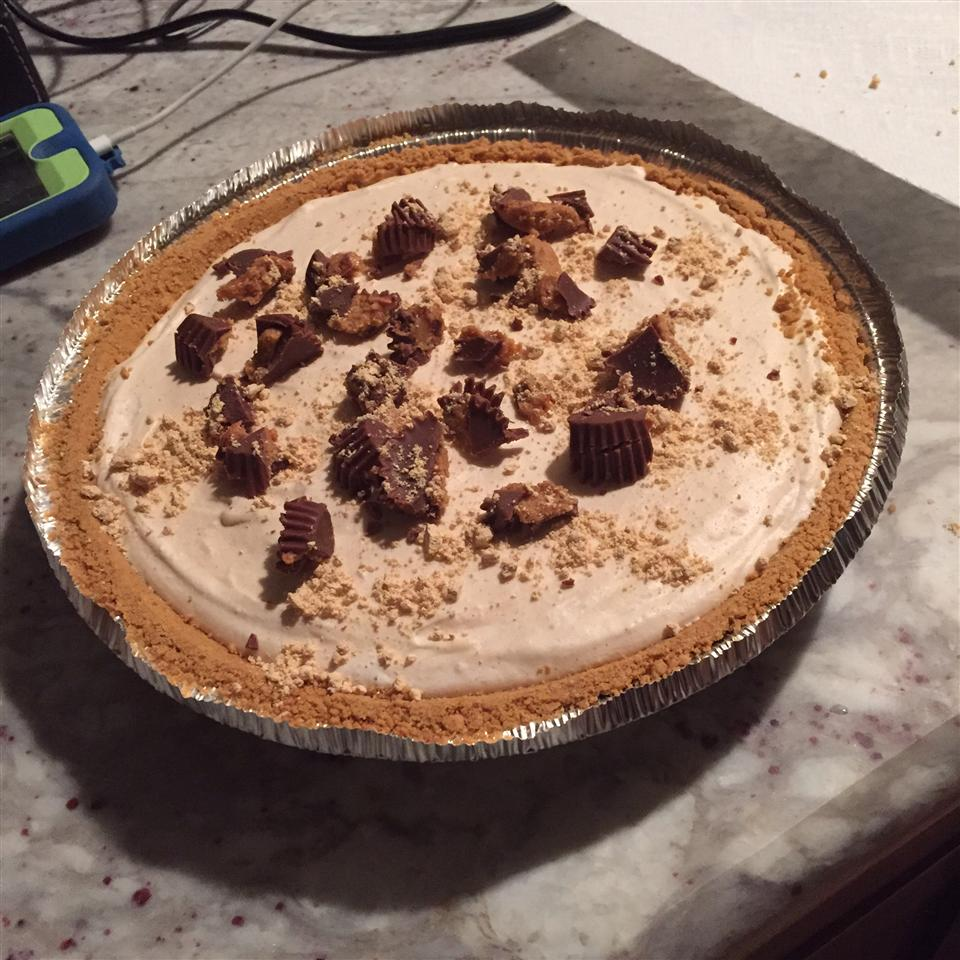 No Bake Peanut Butter Pie freed_jackie