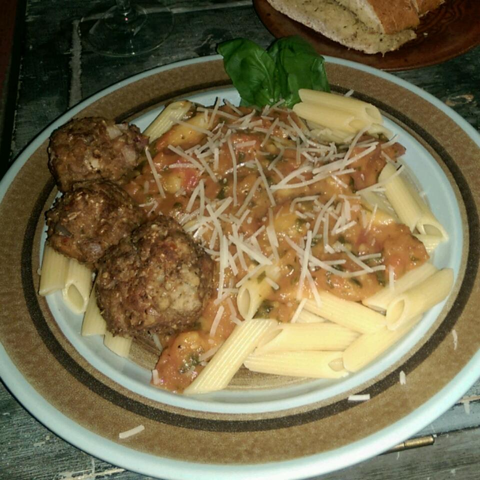 Three Animal Italian Meatballs srndpty25