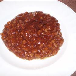 Mom's Baked Beans II Krista