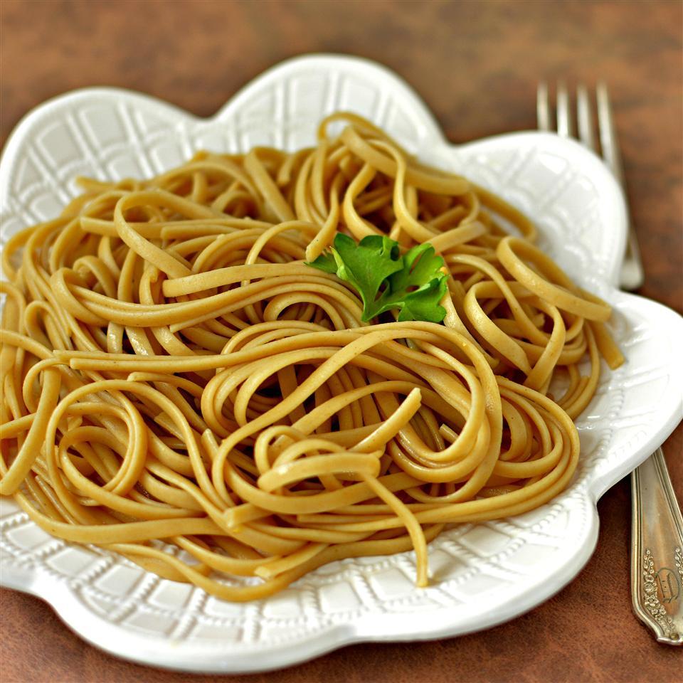 Spaghetti with a Twist Becky