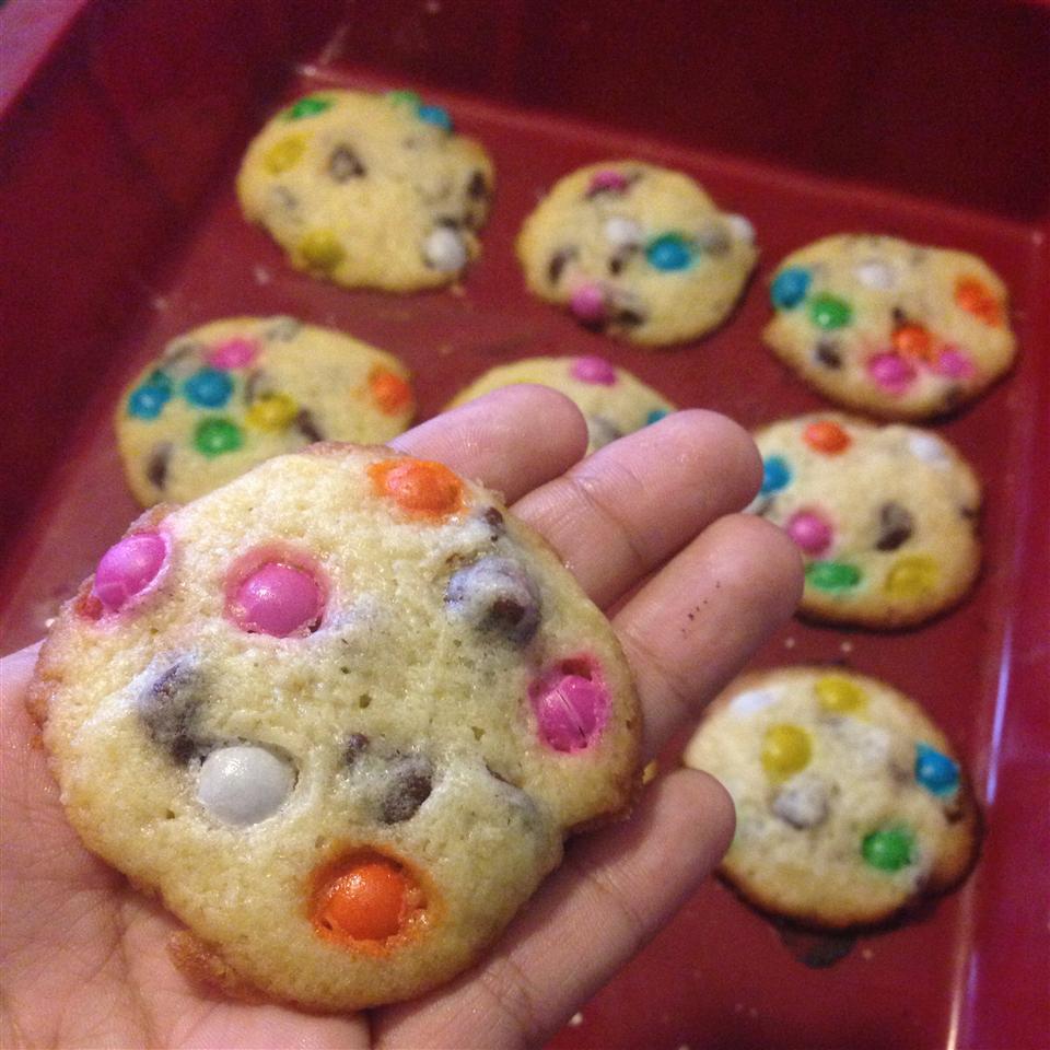 Tina's Shortbread Chocolate Chip Cookies anaanameza