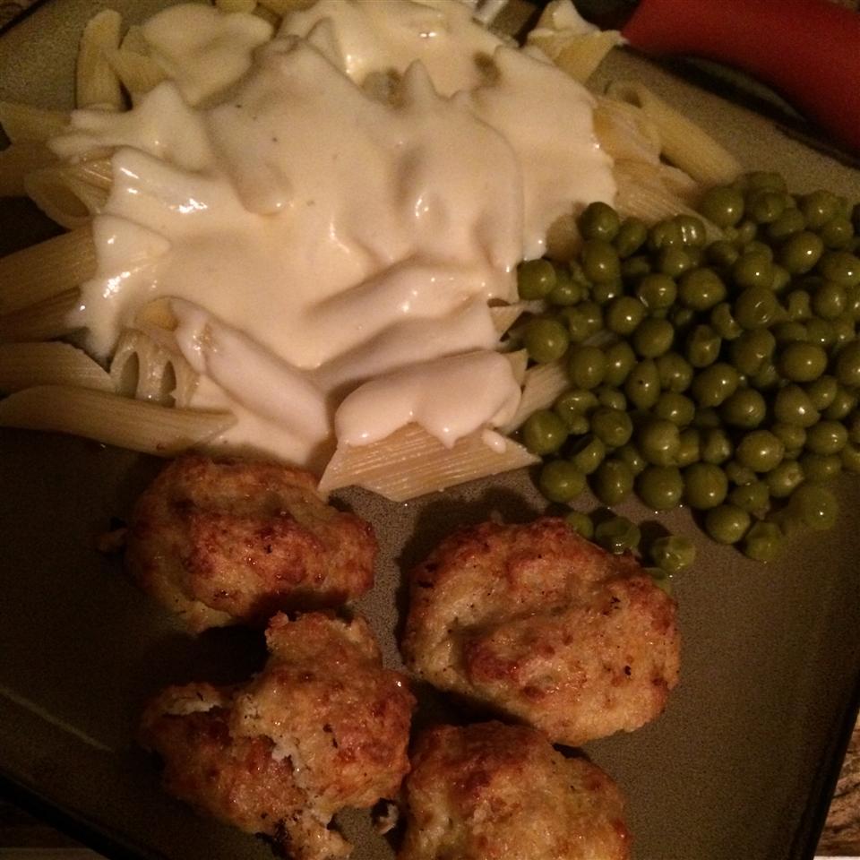 Cheesy Chicken Meatballs swagaliciouS1