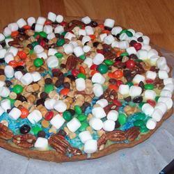 Chocolate Cookie Pizza Rae