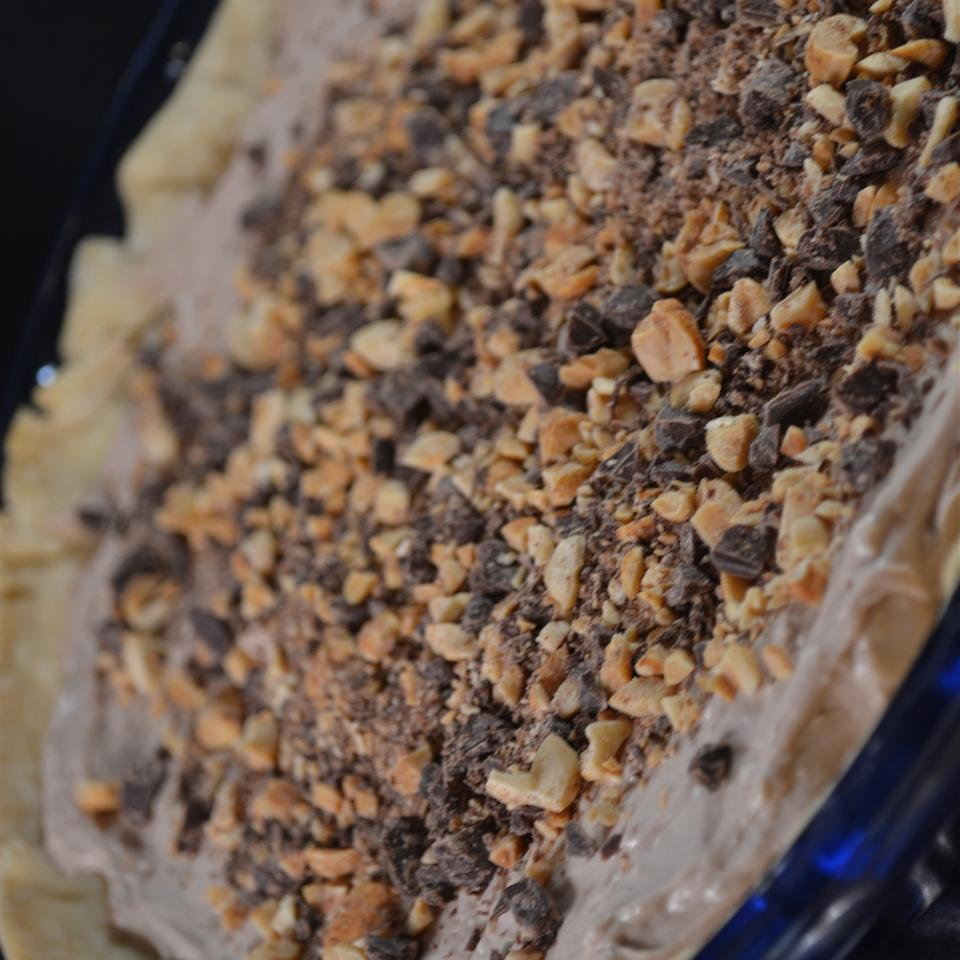 Chocolate Peanut Butter Pie III
