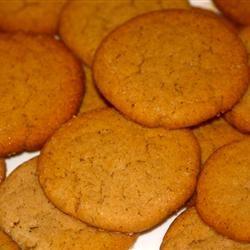 Irish Ginger Snaps taramcgill