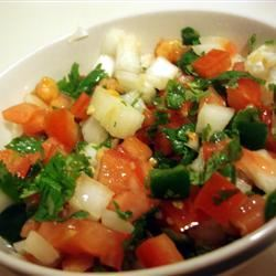 Fresh California Salsa MBKRH