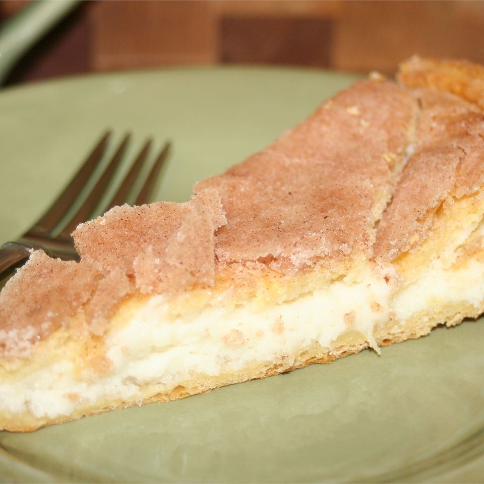 No-Fuss Cinnamon Cheesecake JenInCalifornia