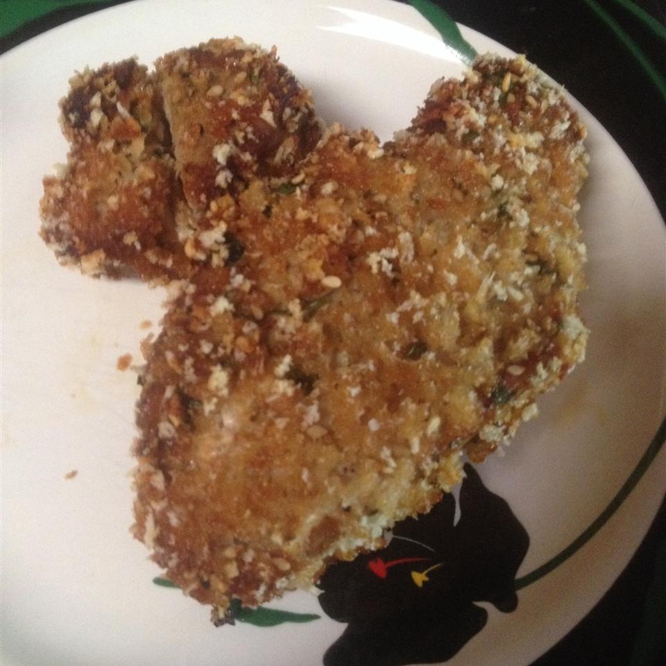 Garlic Ginger Chops Marijane