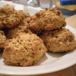 Honey Oatmeal Cookies emilyy206