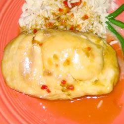 Pepper Jelly Glazed Chicken JANE MN