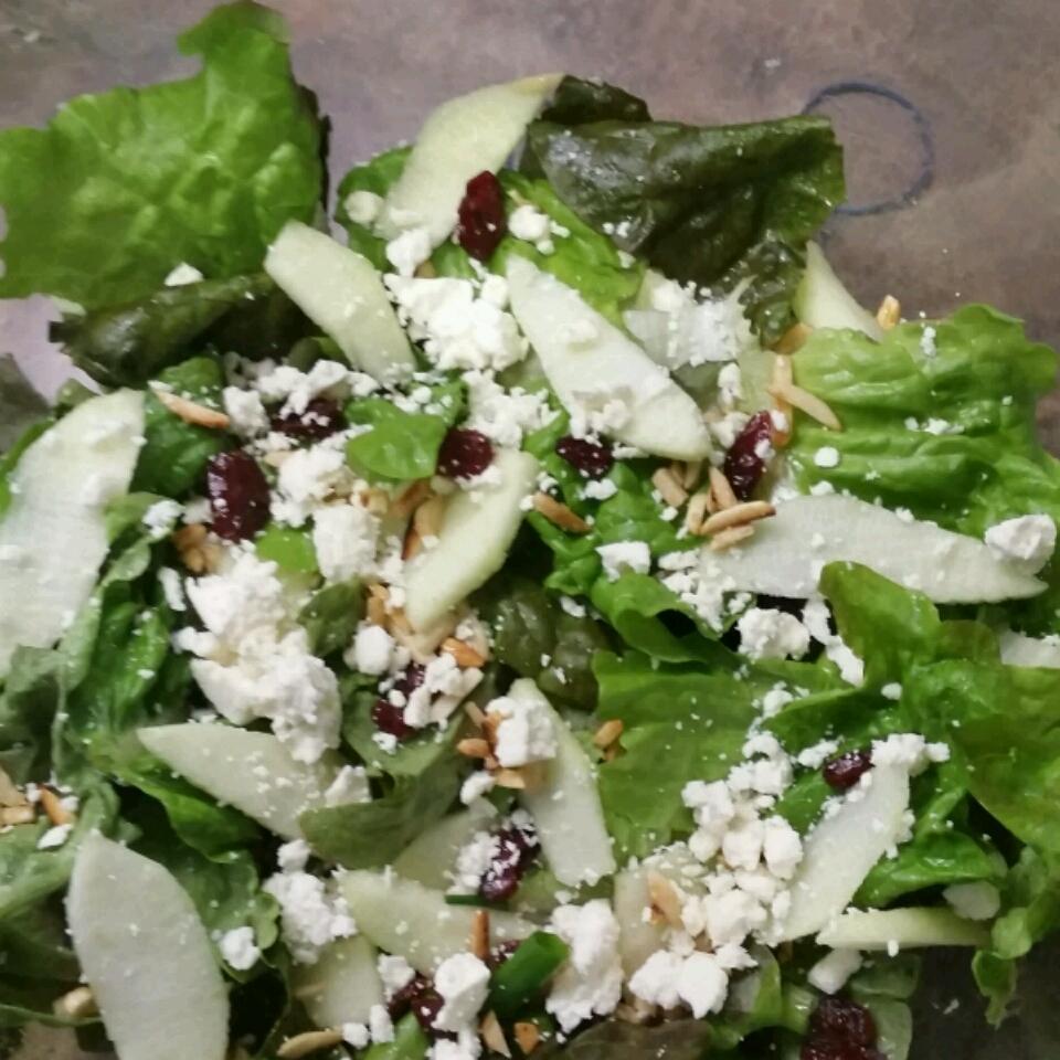 Cornucopia Salad Mercedes Franco