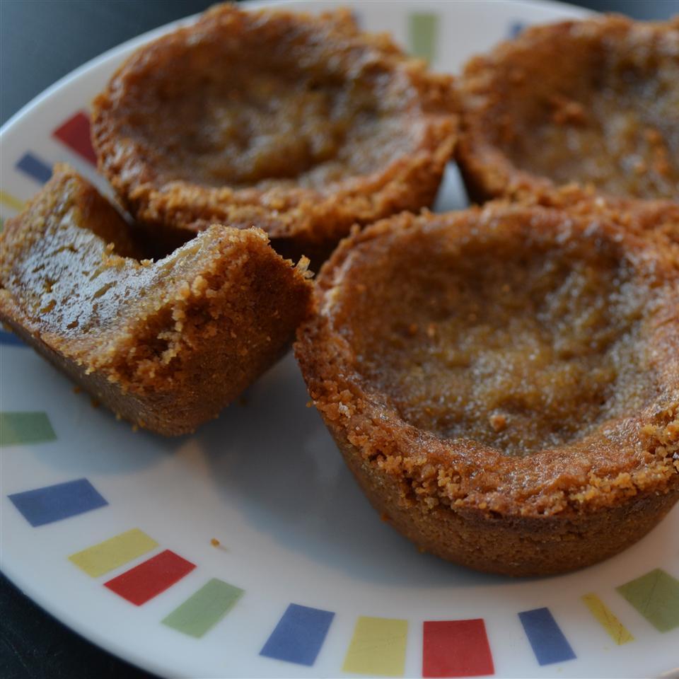 Graham Crust Butter Tarts