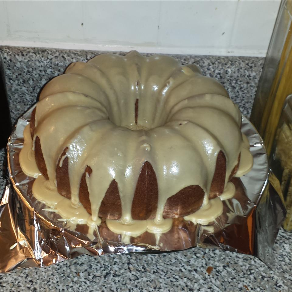 Brown Sugar Pound Cake I