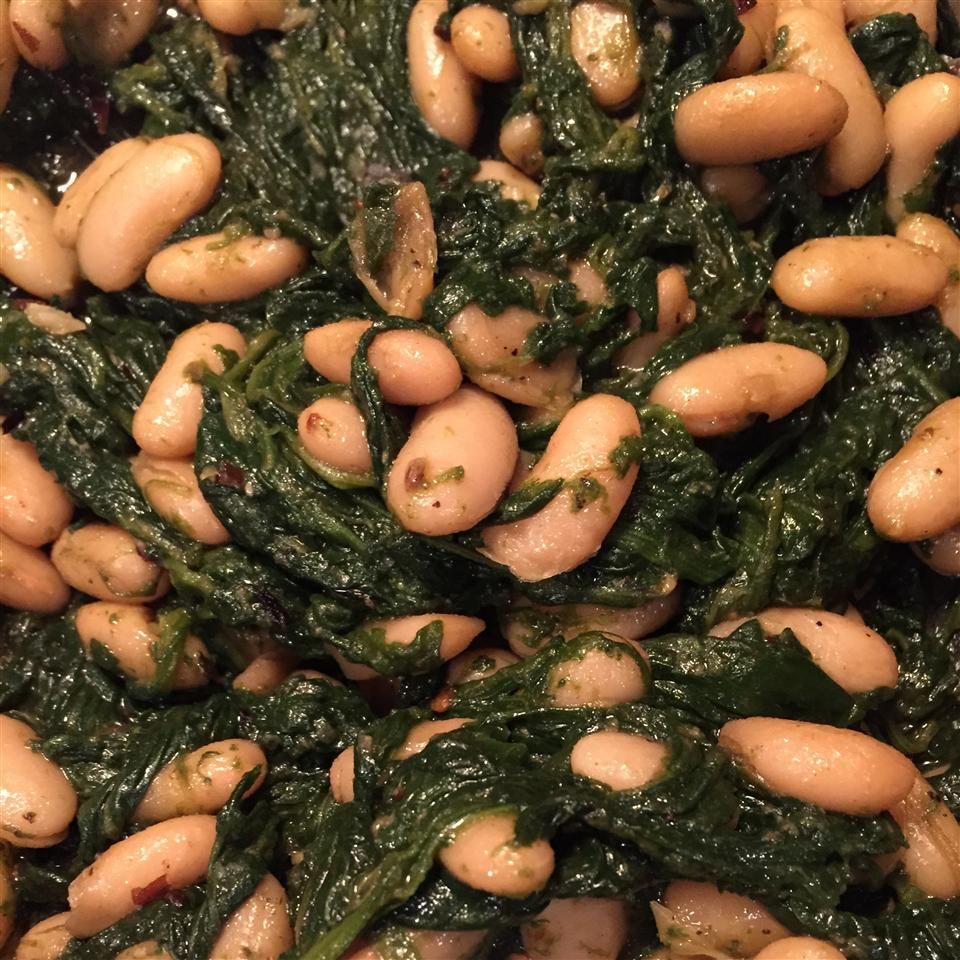 Greens and Beans Mollygrilli