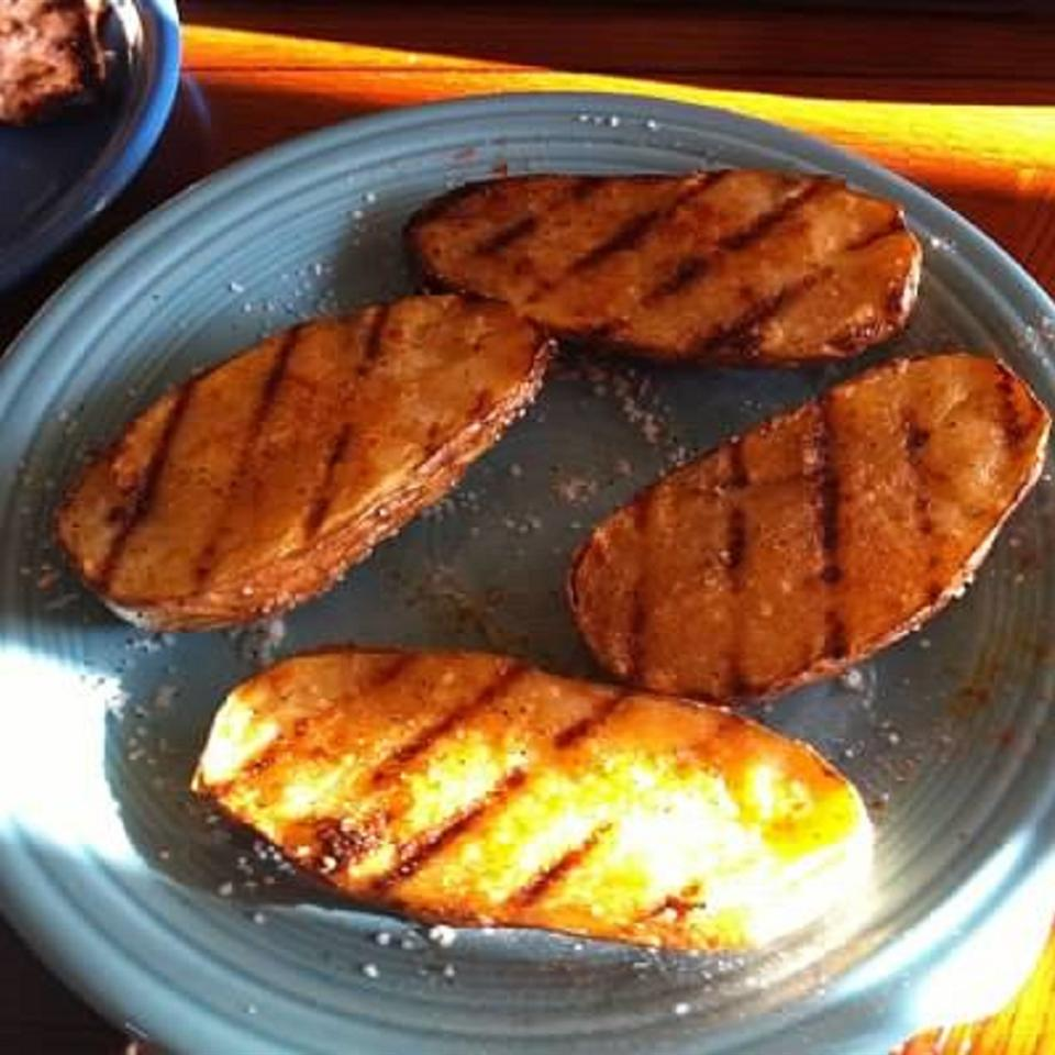 Quick and Easy Grilled Potatoes Kris