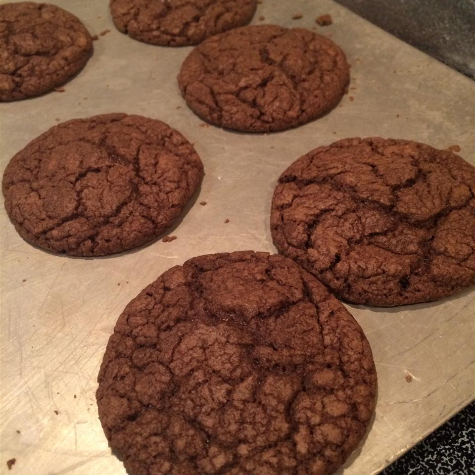 Nutella® Hazelnut Cookies abogo715