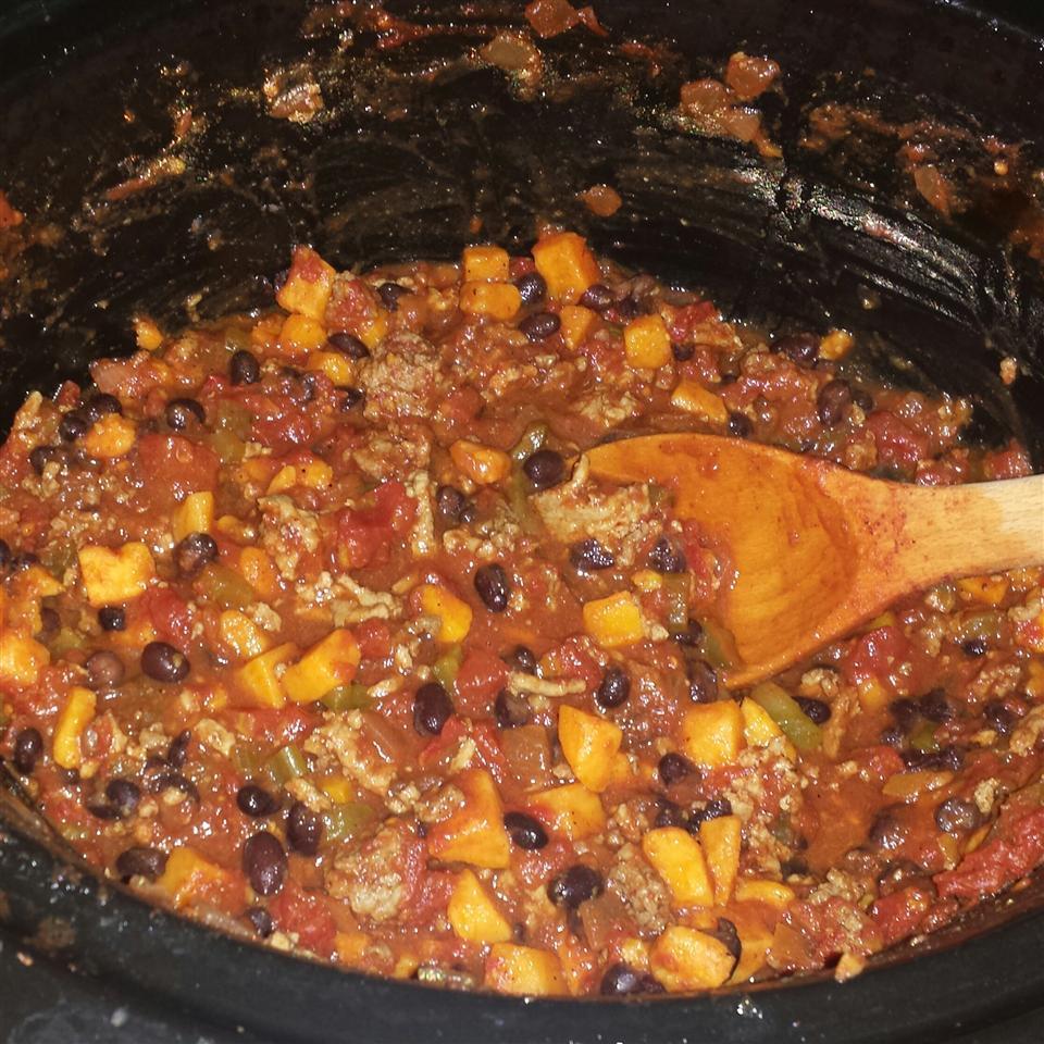 Sweet Potato Chili Gmoney