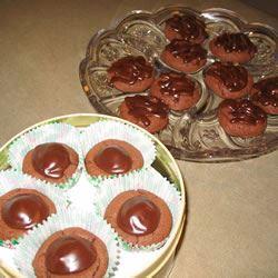 Chocolate Covered Cherry Cookies II