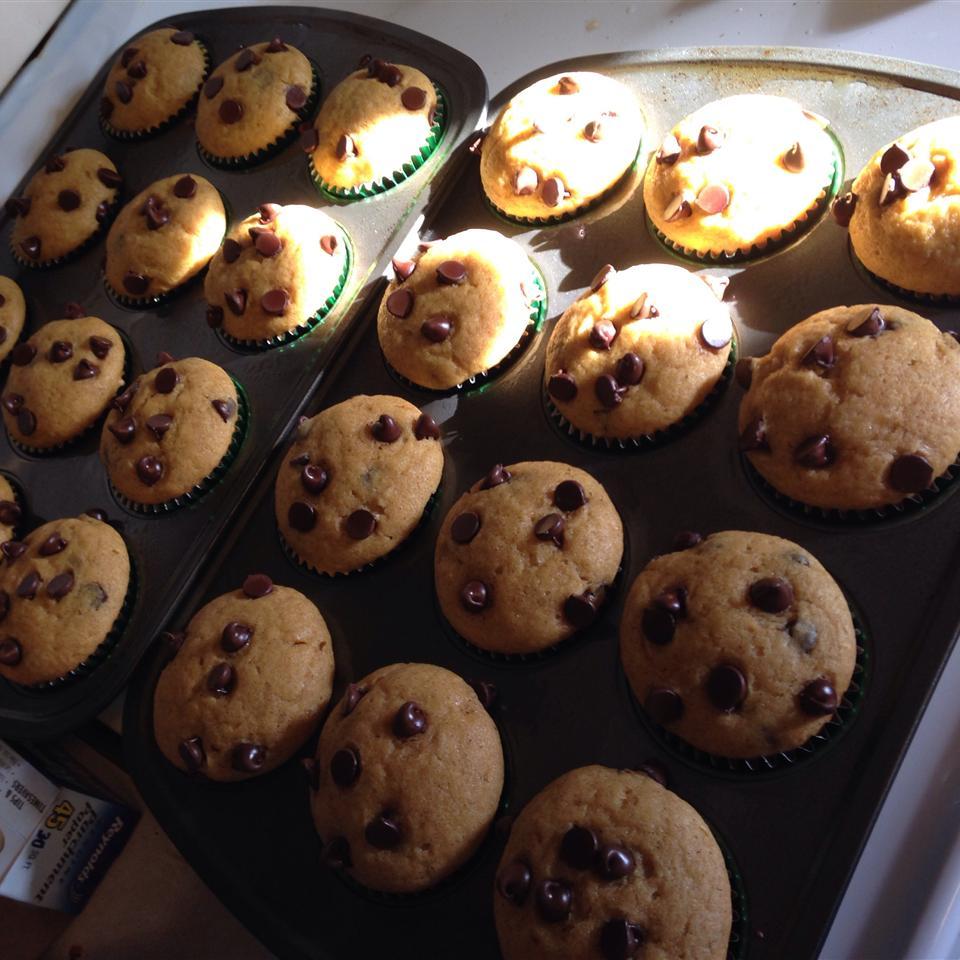 Judy's Pumpkin Muffins Rachel Anderson