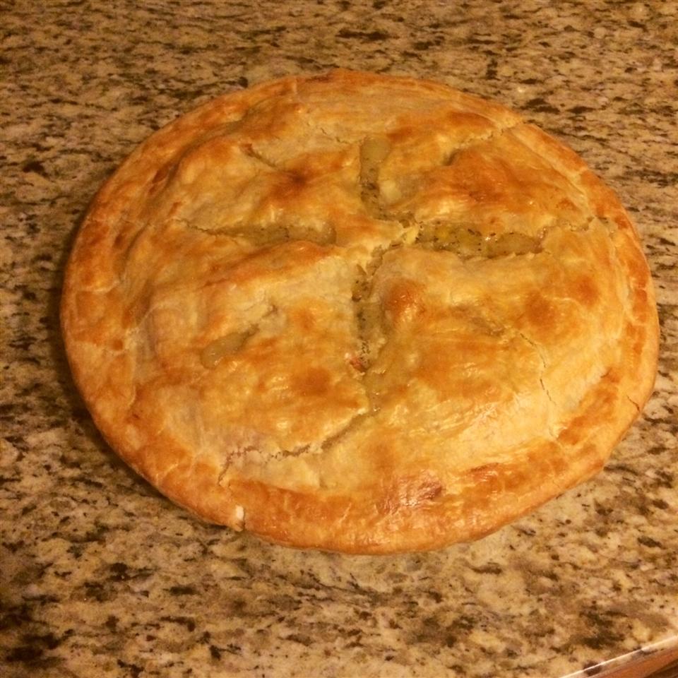 Turkey Pot Pie I Jen