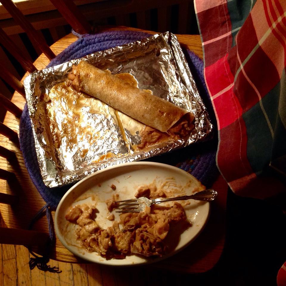 Easy Apple Enchilada Dessert