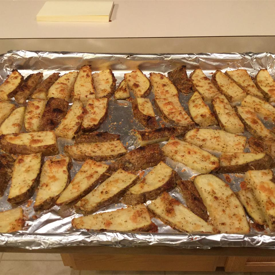 Ultimate Baked French Fries