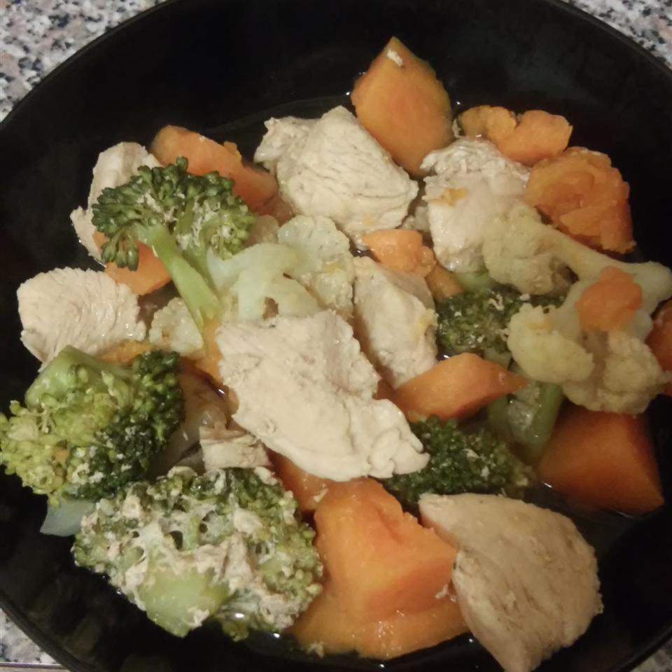 Paleo Chicken Stew Alex L