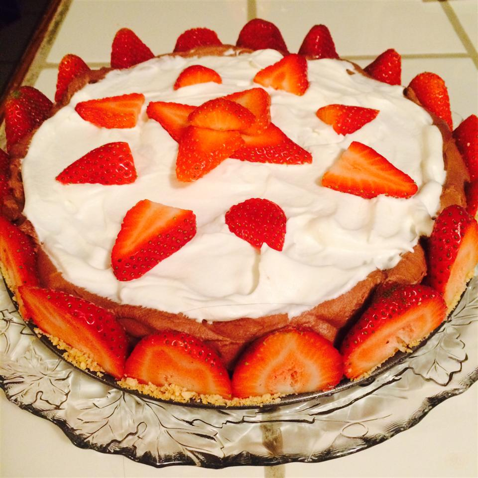 Strawberry Chocolate Mousse Cake JDBC
