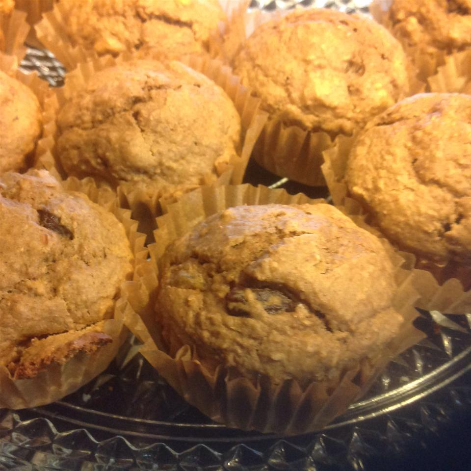 Molasses Raisin Muffins Kyleman