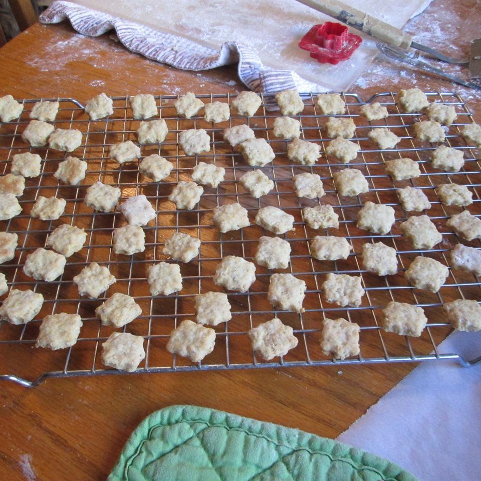 Animal Crackers sweet cook