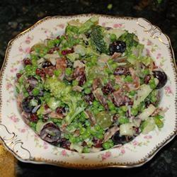 Raw Veggie Picnic Salad LORNA MB