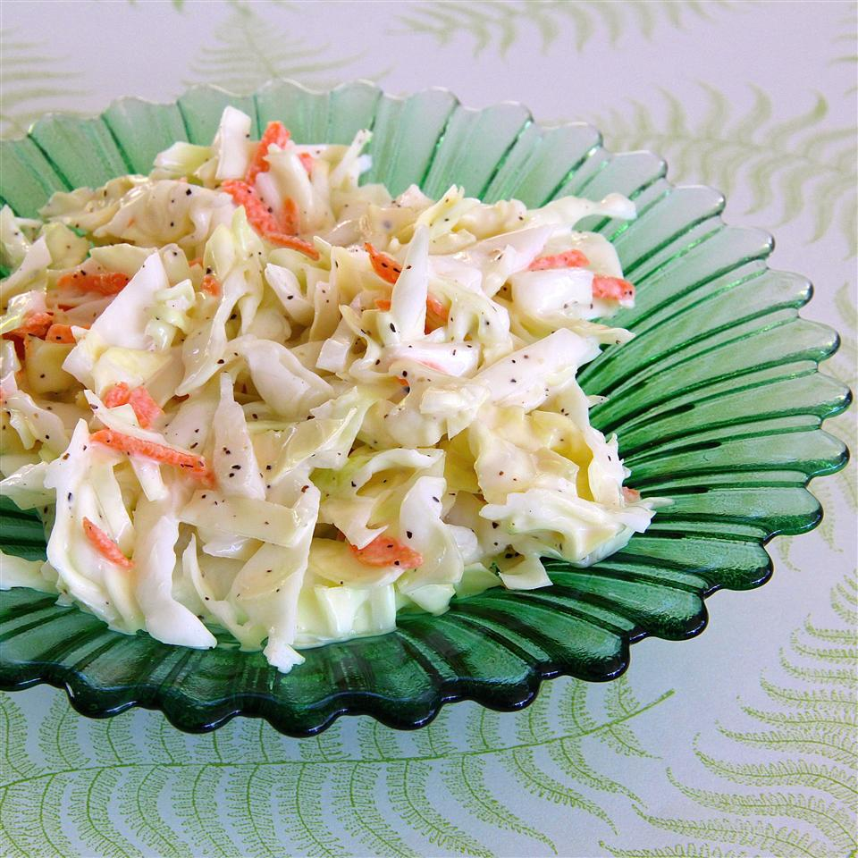 Easy Coleslaw Dressing
