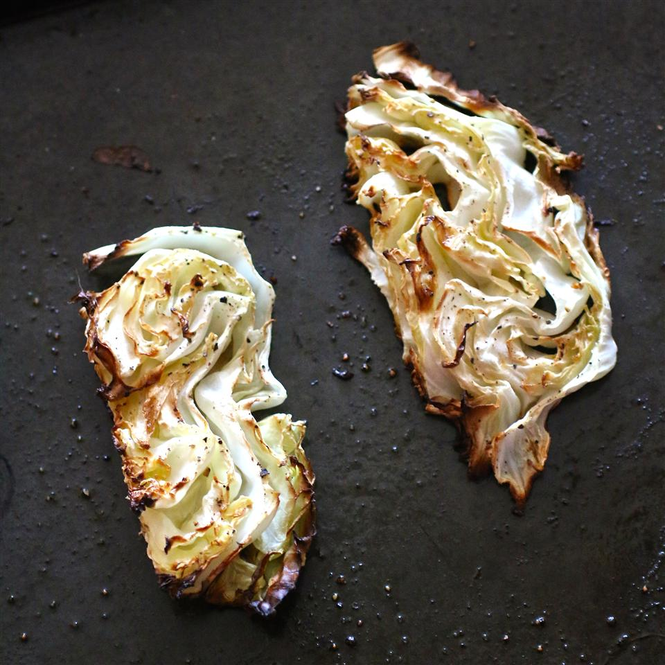 Easy Roasted Cabbage My Hot Southern Mess