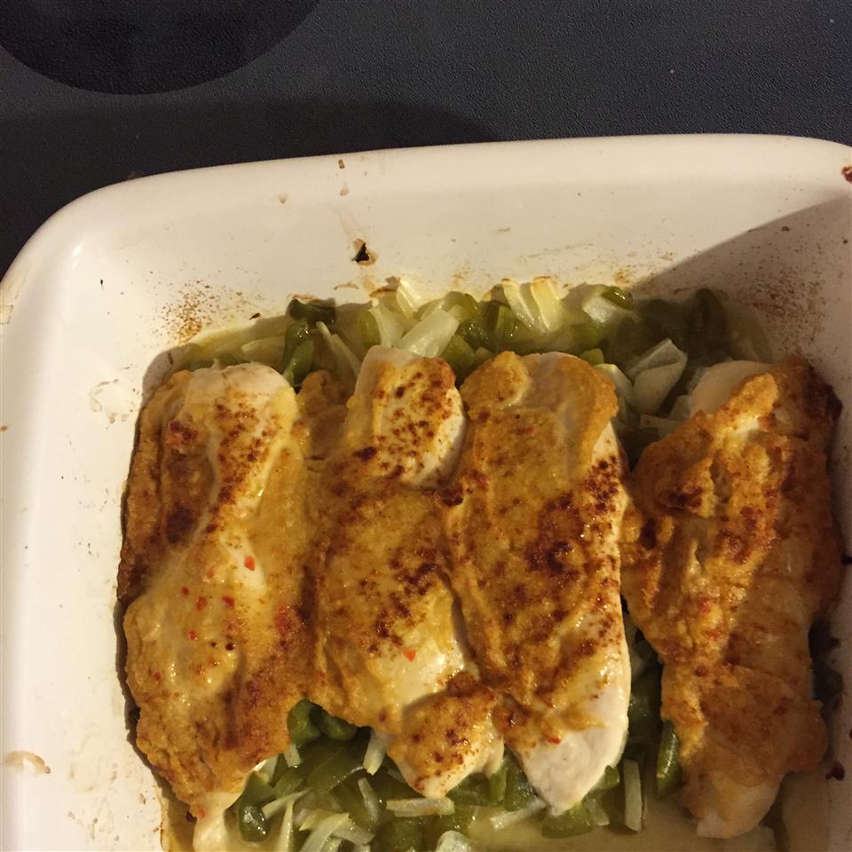Hummus Chicken