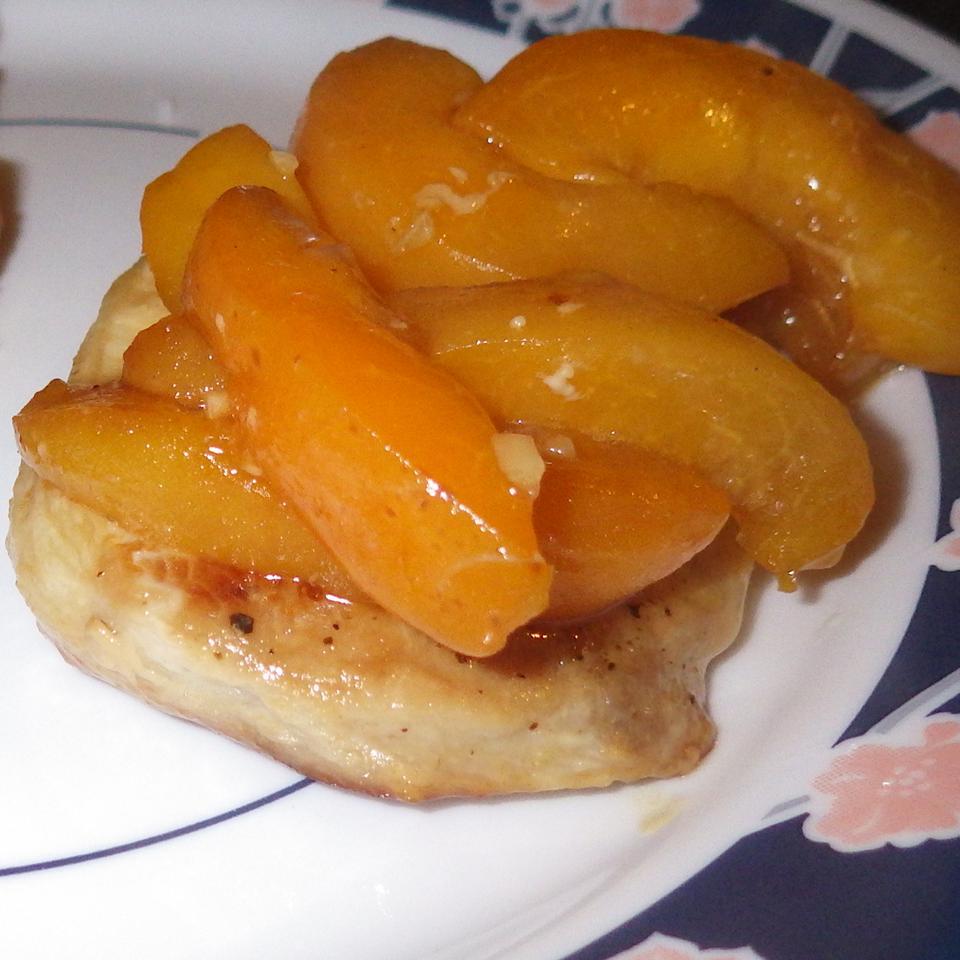 Honey Apricot Pork Chops