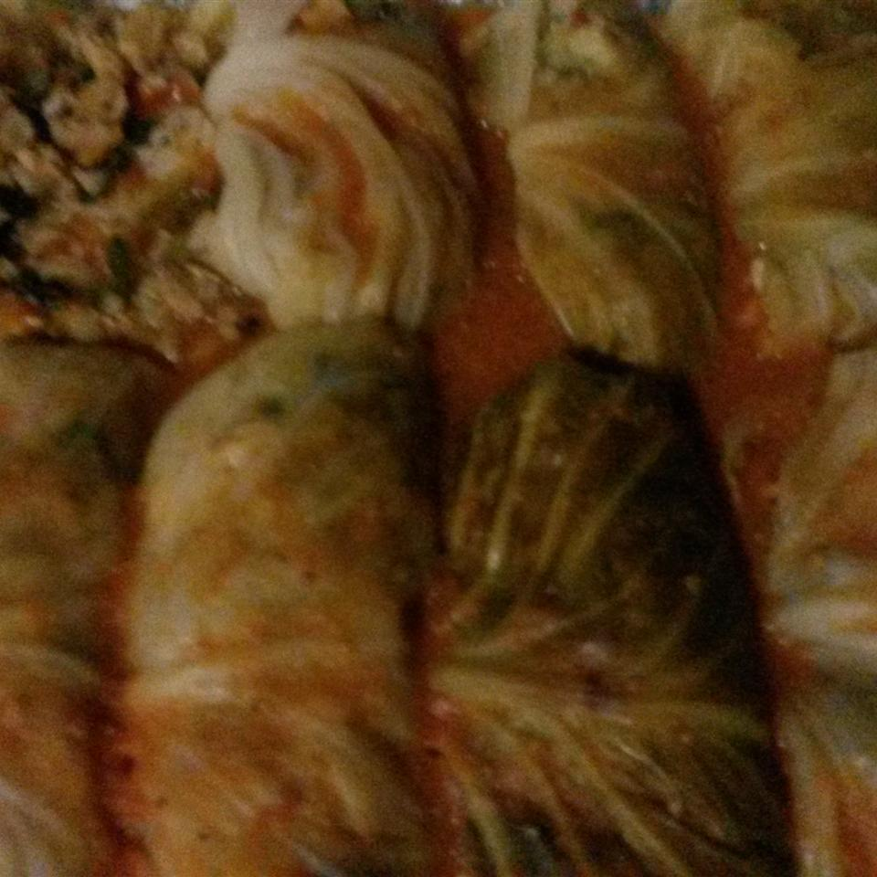 Cabbage Rolls MsSanders