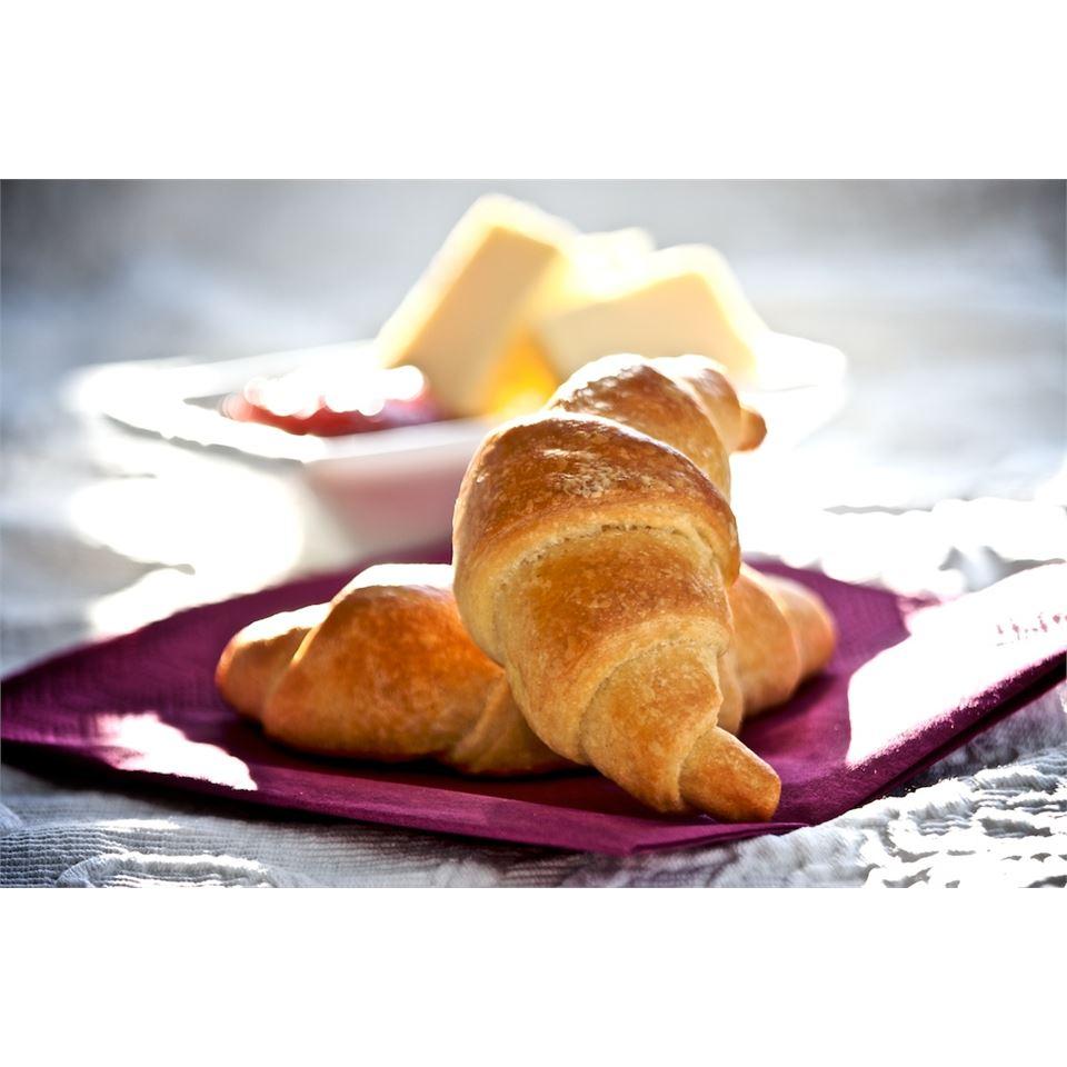 Quick Butter Croissants